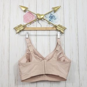 Glamorise Intimates & Sleepwear - Glamorise Nude Wireless Bra Size 36F